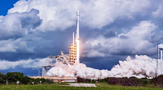 SpaceX Engaged In Achieving A New Milestone