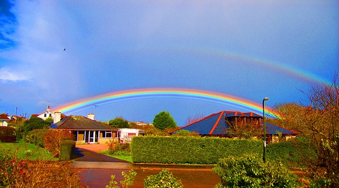 The Mystery Behind The Rainbows
