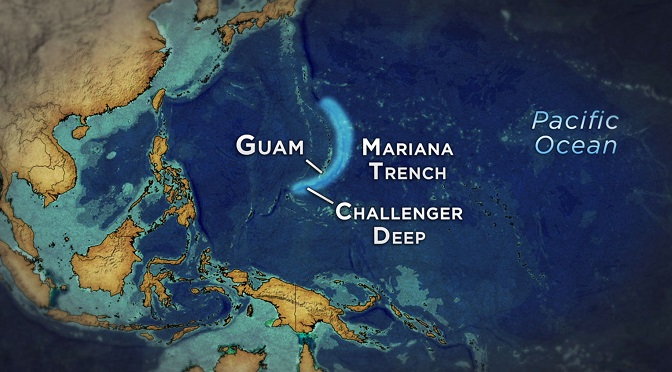 Life At The End Of The Planet's Deepest Point –  Mariana Trench