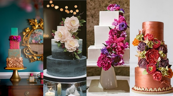 The Ultimate Guide For Your Gorgeous Wedding Cake