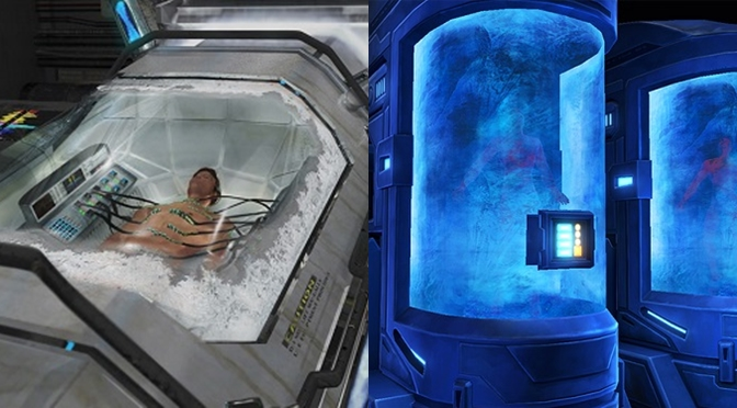 Sleeping All The Way To Space Is Human Hibernation Really Possible