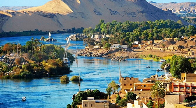 The Interesting History Of The Mysterious Nile River