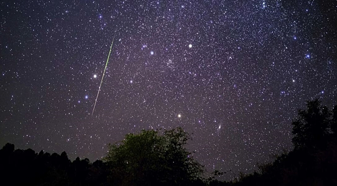 The Epic Meteor Shower Of The Year Is To Peak This November