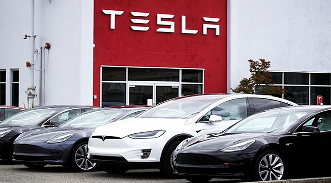 Tesla's New Berlin Factory Will Manufacture Upto 150,000 Vehicles Annually