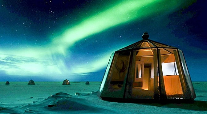 This Luxury Igloo In North Pole Can Be Booked For $105,000 Per Night