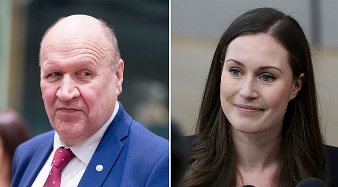Estonia Apologized To Finland After Minister Calling Finlands New Prime Minister A Sales Girl