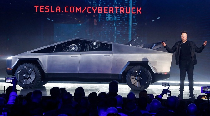 Check Out These Top Memes About Tesla's Cybertruck
