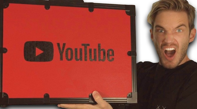 PewDiePie Is Taking A Break From Youtube Early Next Year