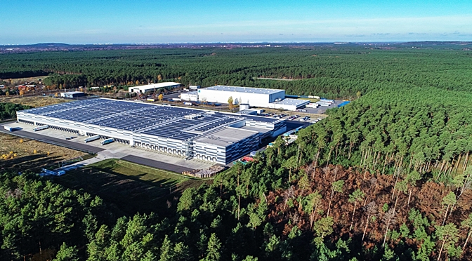 German Court Ordered Tesla To Stop Cutting Down Trees For Gigafactory